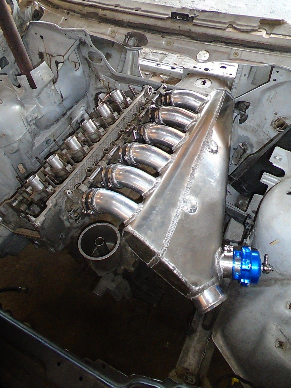 Bmw E46 M3 S54b32 Psp Intake Manifold