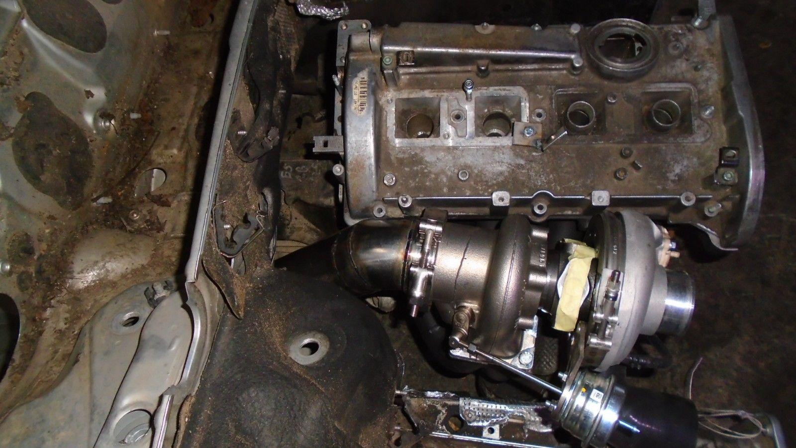 Audi A4 A6 1 8t Turbo Manifold Psperformance
